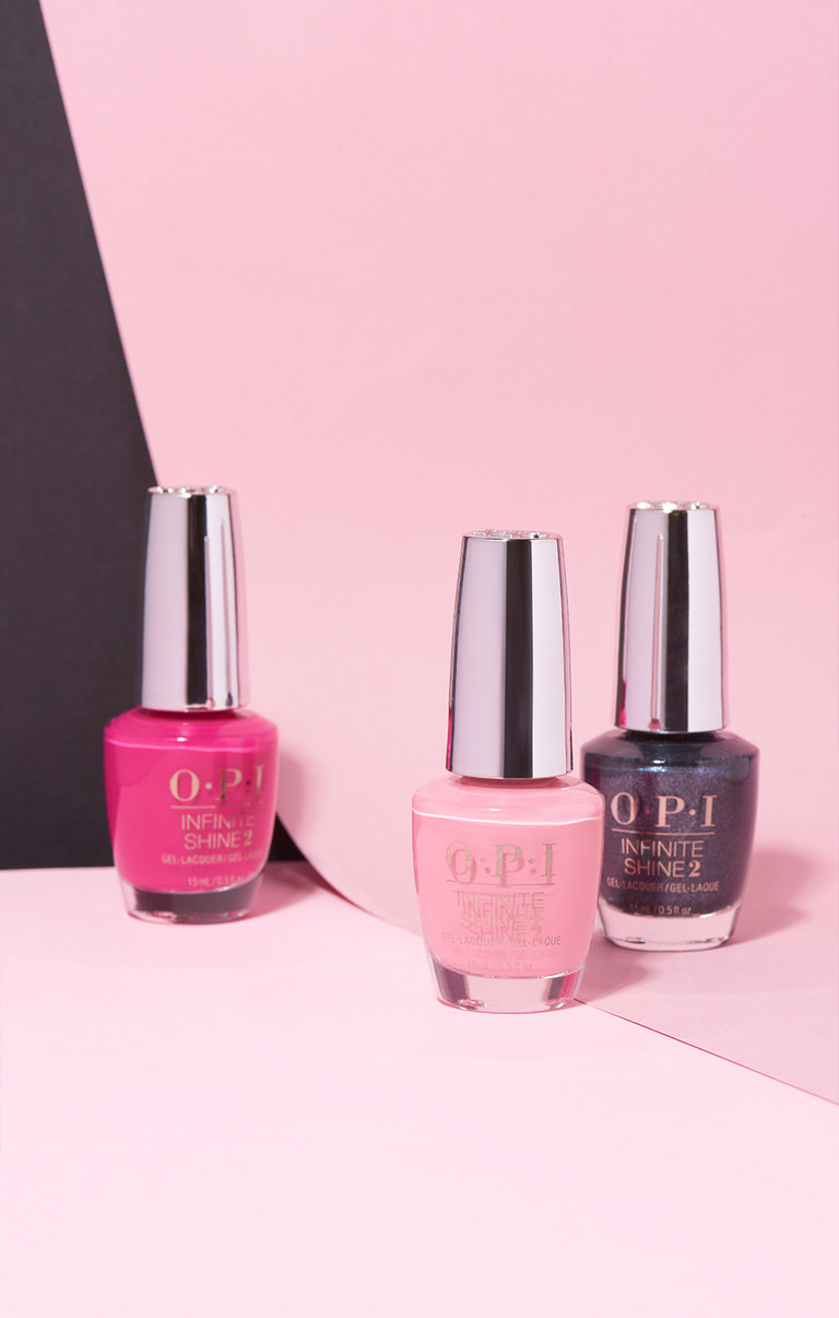 OPI Grease collection nail polish