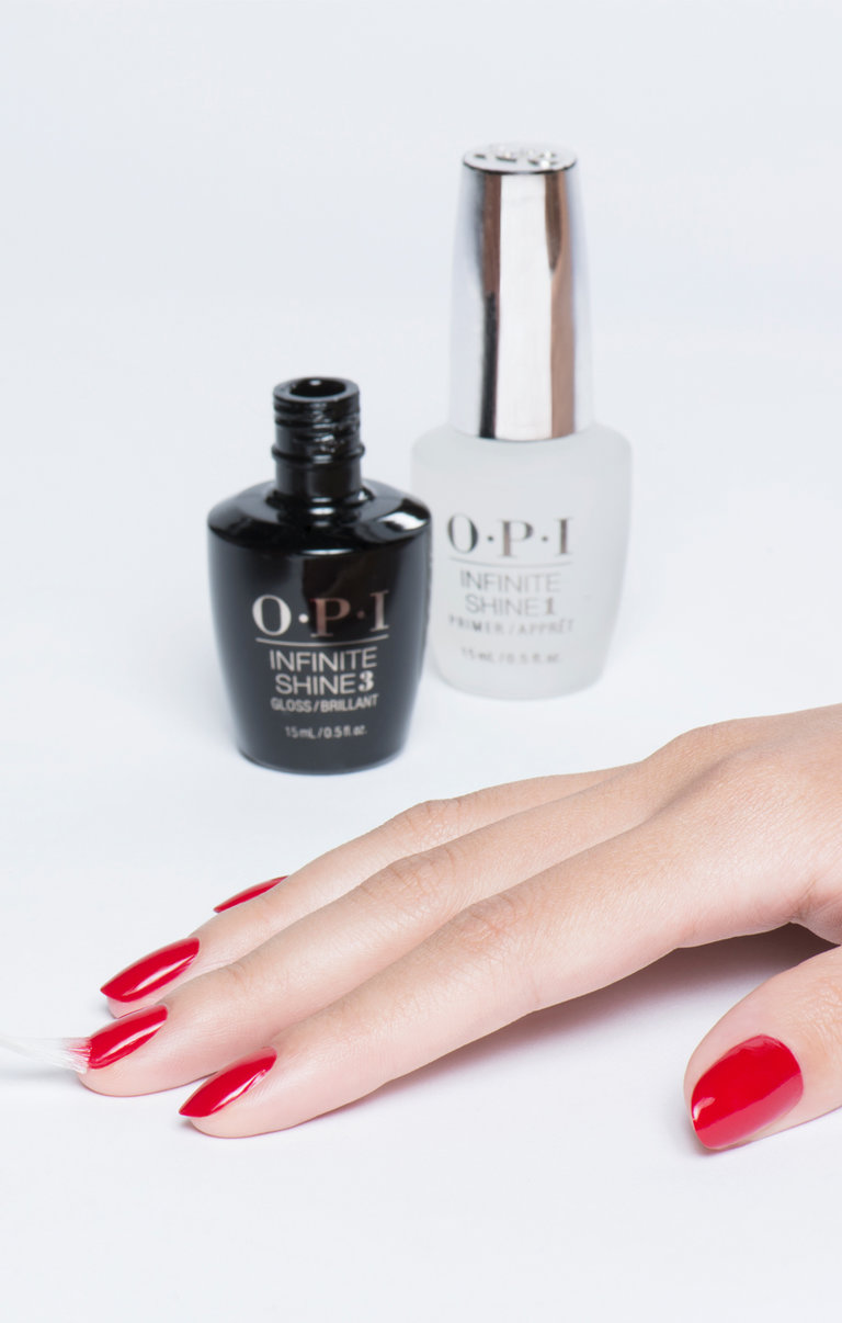 OPI's Long Wear Polish Top & Base Coat