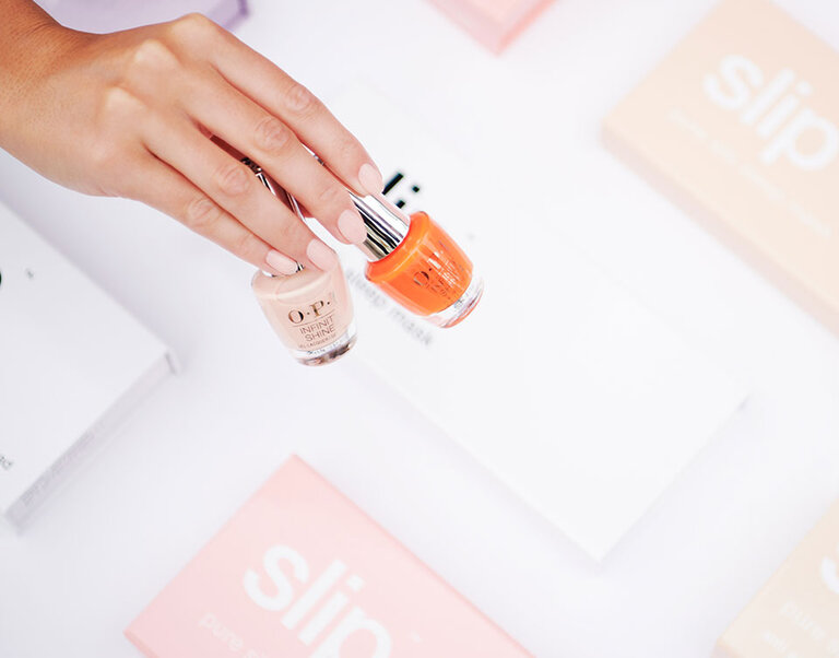 Vacation nails for your next staycation