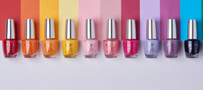 OPI vacation nail polish shades