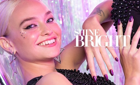 New In from OPI: Shine Bright Holiday Collection