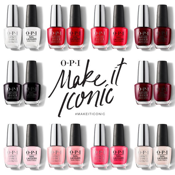 OPI Make It Iconic Collection