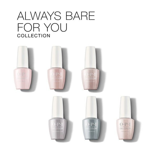 OPI Always Bare for You Collection