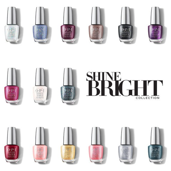 OPI Shine Bright Collection Infinite Shine