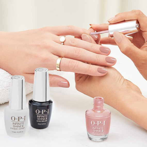 OPI Infinite Shine Application