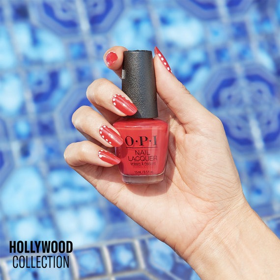 Hollywood Nail Art La La Limelight
