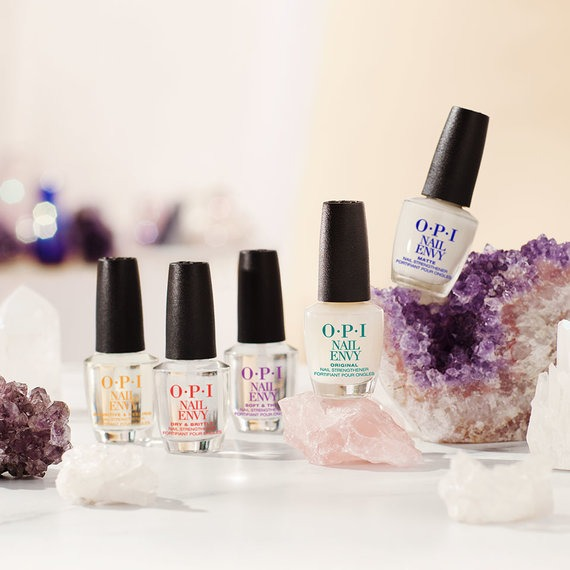 The OPI Nail Envy Lineup: Ideal for Weak, Damaged Nails