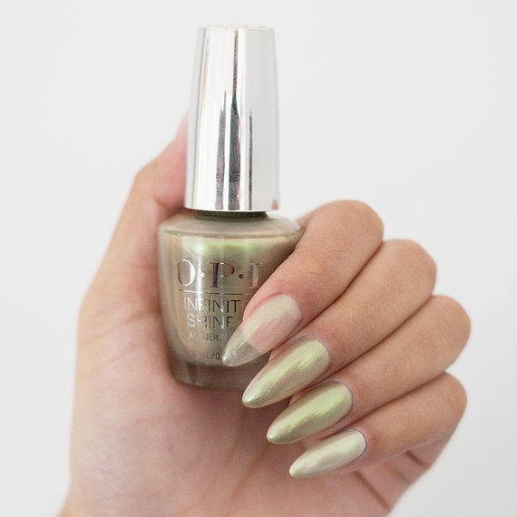 Olive for Pearls! Layering