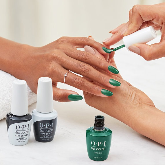 OPI GelColor Stay Shiny Top Coat