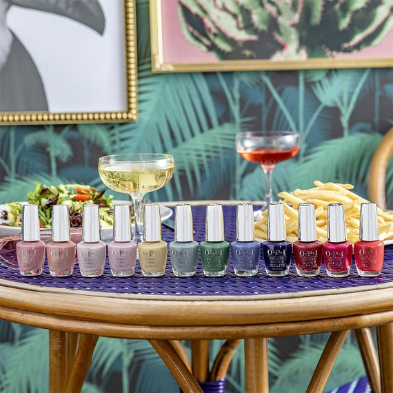 Shop the OPI 2021 Spring Collection: Hollywood