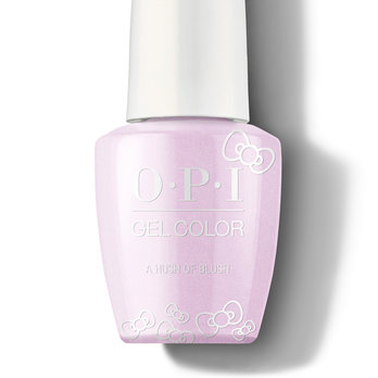 A Hush of Blush - GelColor - OPI