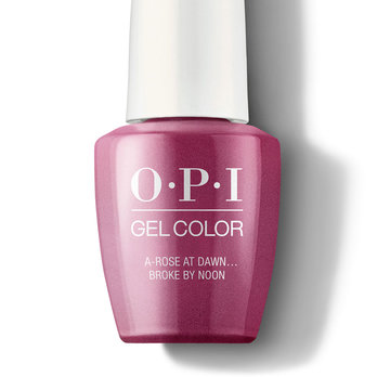 A-Rose at Dawn...Broke by Noon - GelColor - OPI