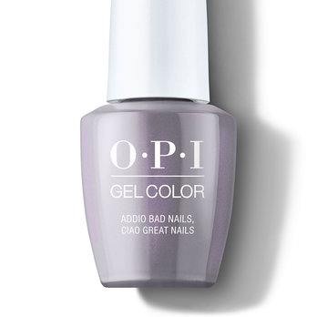 Addio Bad Nails, Ciao Great Nails - GelColor - OPI