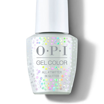 All A'twitter in Glitter - GelColor - OPI