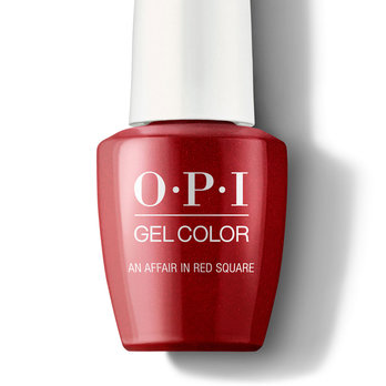 An Affair In Red Square - GelColor - OPI