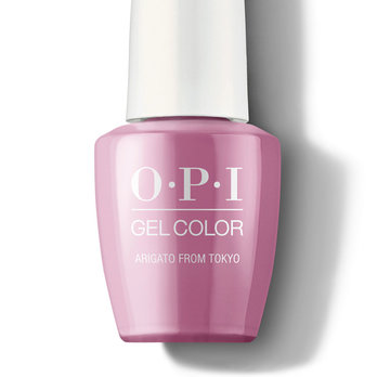 Arigato from Tokyo - GelColor - OPI