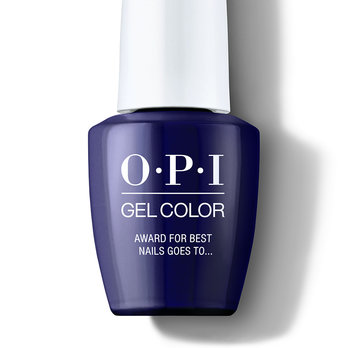 Award for Best Nails goes to… GelColor