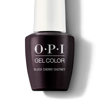 Black Cherry Chutney - GelColor - OPI