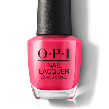 Charged Up Cherry - Nail Lacquer - OPI