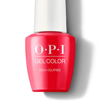 Coca-Cola® Red - GelColor - OPI