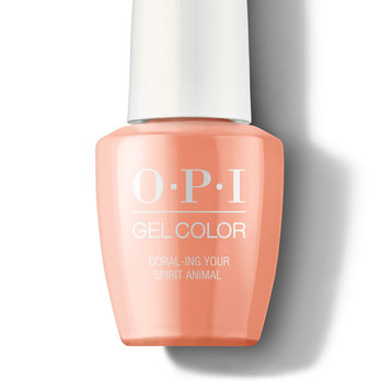 Coral-ing Your Spirit Animal - GelColor - OPI