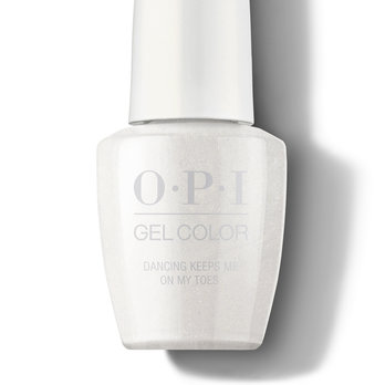 Dancing Keeps Me on My Toes - GelColor - OPI