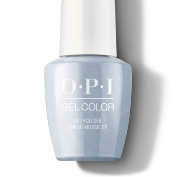 Did You See Those Mussels? - GelColor - OPI