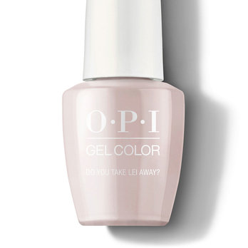 Do You Take Lei Away? - GelColor - OPI