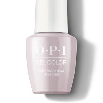 Don't Bossa Nova Me Around - GelColor - OPI