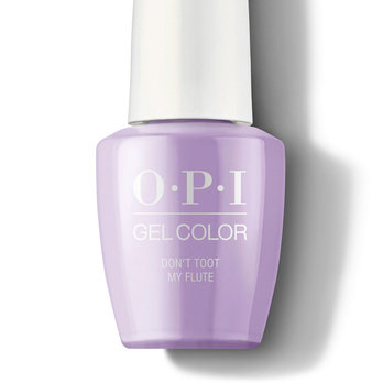 Don't Toot My Flute - GelColor - OPI