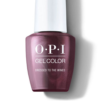 Dressed to the Wines - GelColor - OPI