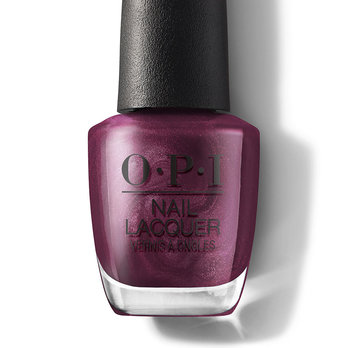 Dressed to the Wines - Nail Lacquer - OPI
