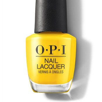 OPI Exotic Birds Do Not Tweet in Nail Lacquer