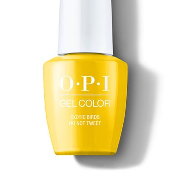 OPI Exotic Birds Do Not Tweet in GelColor