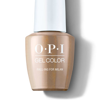 Fall-ing for Milan - GelColor - OPI
