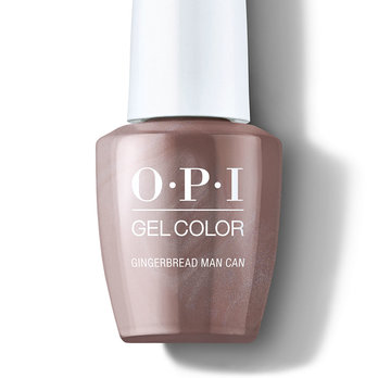 Gingerbread Man Can - GelColor - OPI
