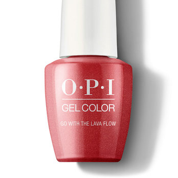 Go with the Lava Flow - GelColor - OPI