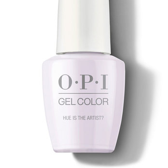 Hue is the Artist? - GelColor - OPI