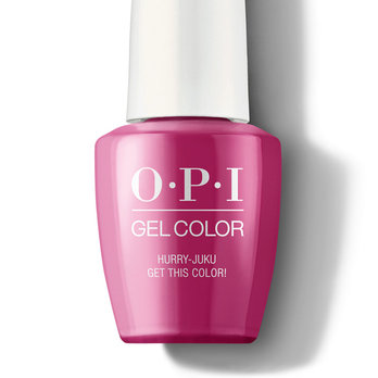 Hurry-juku Get This Color! - GelColor - OPI