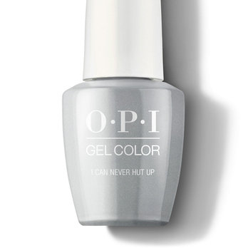 I Can Never Hut Up - GelColor - OPI