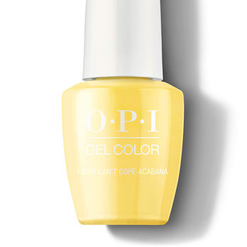 I Just Can't Cope-acabana - GelColor - OPI