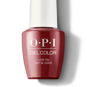 I Love You Just Be-Cusco - GelColor - OPI