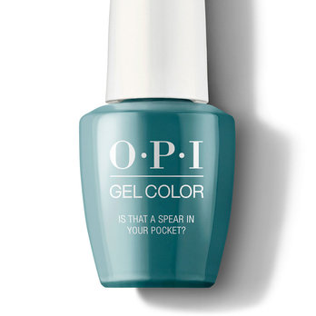 Is That a Spear In Your Pocket? - GelColor - OPI