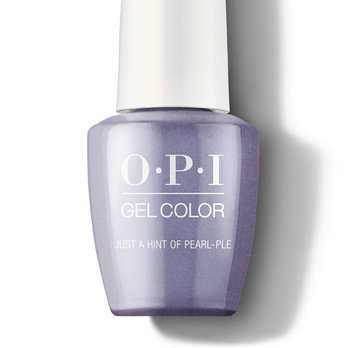 Just a Hint of Pearl-ple - GelColor - OPI