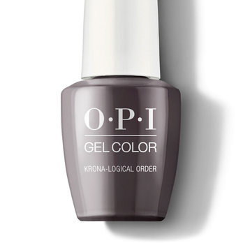Krona-logical Order - GelColor - OPI