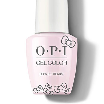 Let's Be Friends! - GelColor - OPI