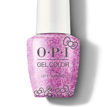 Let's Celebrate! - GelColor - OPI