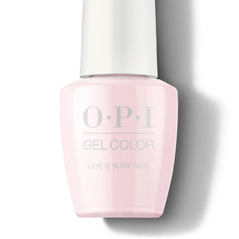 Love is in the Bare - GelColor - OPI