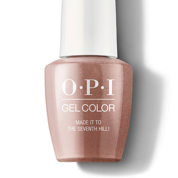 Made It To the Seventh Hill! - GelColor - OPI