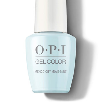Mexico City Move-mint - GelColor - OPI